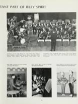 1969 James Whitcomb Riley High School Yearbook Page 76 & 77