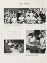 1969 James Whitcomb Riley High School Yearbook Page 88 & 89