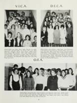 1969 James Whitcomb Riley High School Yearbook Page 90 & 91