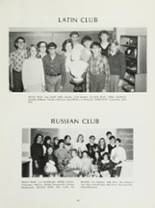 1969 James Whitcomb Riley High School Yearbook Page 96 & 97