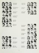1969 James Whitcomb Riley High School Yearbook Page 124 & 125