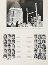1969 James Whitcomb Riley High School Yearbook Page 126 & 127