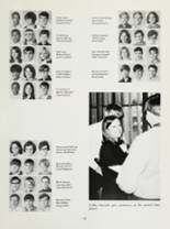 1969 James Whitcomb Riley High School Yearbook Page 128 & 129