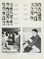 1969 James Whitcomb Riley High School Yearbook Page 132 & 133