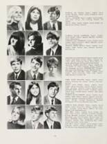 1969 James Whitcomb Riley High School Yearbook Page 146 & 147