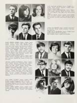 1969 James Whitcomb Riley High School Yearbook Page 150 & 151