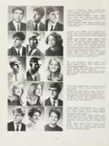1969 James Whitcomb Riley High School Yearbook Page 152 & 153