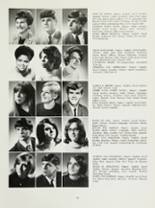 1969 James Whitcomb Riley High School Yearbook Page 154 & 155