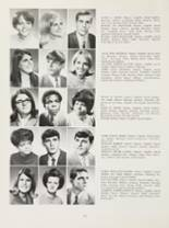 1969 James Whitcomb Riley High School Yearbook Page 156 & 157