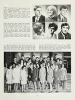 1969 James Whitcomb Riley High School Yearbook Page 158 & 159