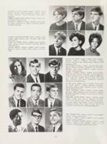 1969 James Whitcomb Riley High School Yearbook Page 164 & 165