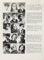 1969 James Whitcomb Riley High School Yearbook Page 168 & 169