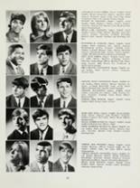 1969 James Whitcomb Riley High School Yearbook Page 170 & 171