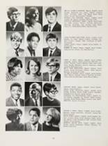 1969 James Whitcomb Riley High School Yearbook Page 172 & 173