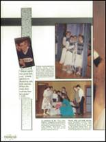 1990 Mooresville High School Yearbook Page 10 & 11