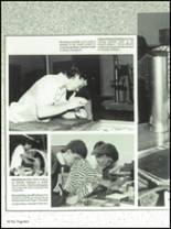 1990 Mooresville High School Yearbook Page 34 & 35