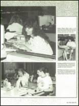 1990 Mooresville High School Yearbook Page 36 & 37