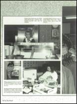 1990 Mooresville High School Yearbook Page 38 & 39