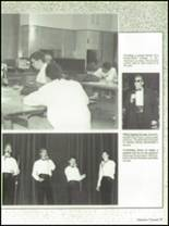 1990 Mooresville High School Yearbook Page 40 & 41