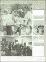 1990 Mooresville High School Yearbook Page 42 & 43