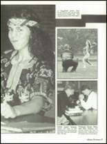 1990 Mooresville High School Yearbook Page 50 & 51