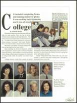 1990 Mooresville High School Yearbook Page 56 & 57