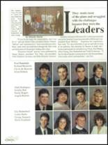 1990 Mooresville High School Yearbook Page 66 & 67