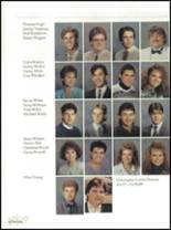 1990 Mooresville High School Yearbook Page 68 & 69
