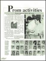 1990 Mooresville High School Yearbook Page 70 & 71