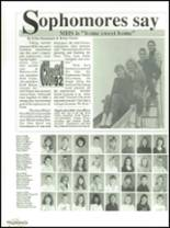 1990 Mooresville High School Yearbook Page 74 & 75