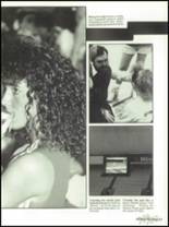 1990 Mooresville High School Yearbook Page 86 & 87