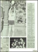 1990 Mooresville High School Yearbook Page 92 & 93