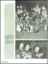 1990 Mooresville High School Yearbook Page 110 & 111