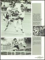 1990 Mooresville High School Yearbook Page 124 & 125