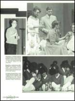 1990 Mooresville High School Yearbook Page 136 & 137