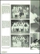 1990 Mooresville High School Yearbook Page 144 & 145
