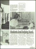 1990 Mooresville High School Yearbook Page 152 & 153