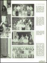 1990 Mooresville High School Yearbook Page 154 & 155