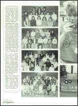 1990 Mooresville High School Yearbook Page 156 & 157
