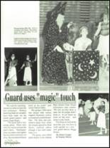 1990 Mooresville High School Yearbook Page 160 & 161