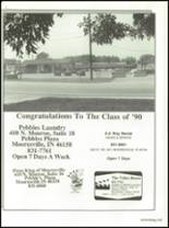 1990 Mooresville High School Yearbook Page 168 & 169