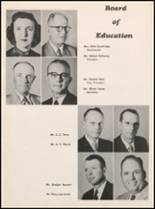 1955 Hillsboro High School Yearbook Page 24 & 25