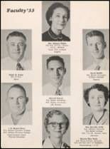 1955 Hillsboro High School Yearbook Page 26 & 27