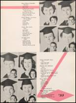 1955 Hillsboro High School Yearbook Page 36 & 37