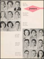 1955 Hillsboro High School Yearbook Page 42 & 43