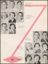 1955 Hillsboro High School Yearbook Page 44 & 45