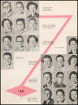 1955 Hillsboro High School Yearbook Page 48 & 49