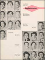 1955 Hillsboro High School Yearbook Page 50 & 51