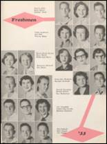 1955 Hillsboro High School Yearbook Page 52 & 53