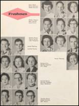 1955 Hillsboro High School Yearbook Page 54 & 55